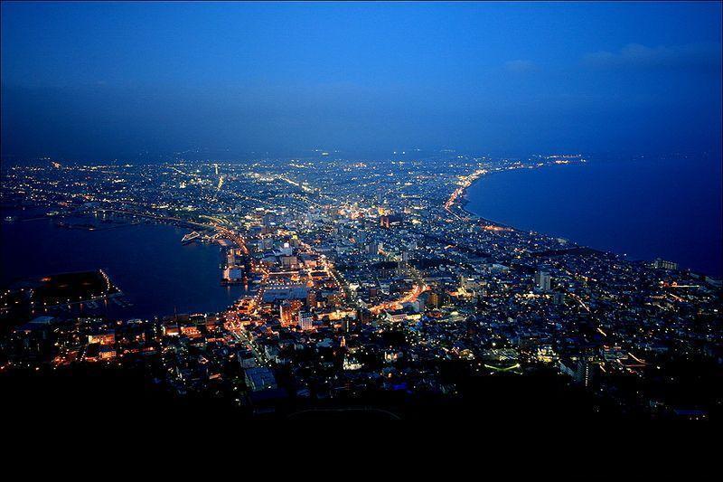 承函館夜景