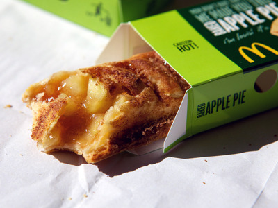 McDonald's Apple Pie: Fried or Baked?